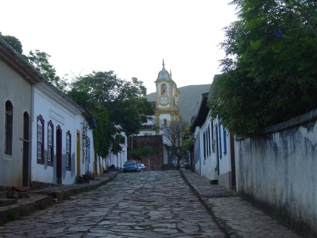 Rua de Tiradentes