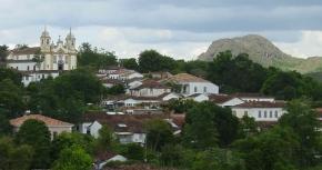 Vista de Tiradentes